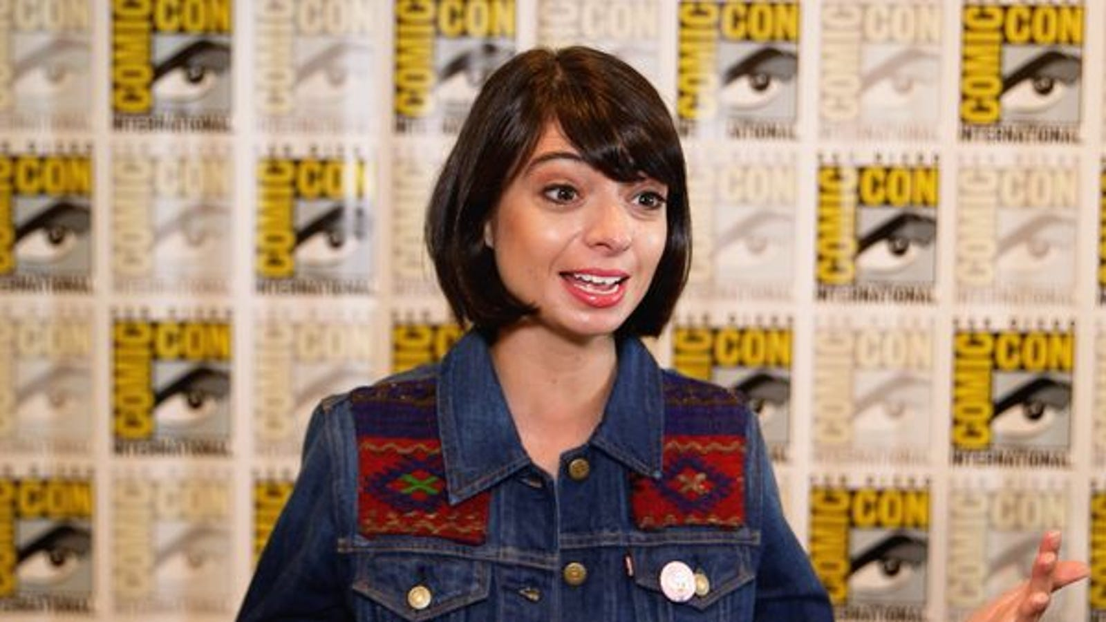 Bikini Paparazzi Kate Micucci naked photo 2017