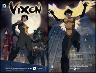 VixenDC Comics