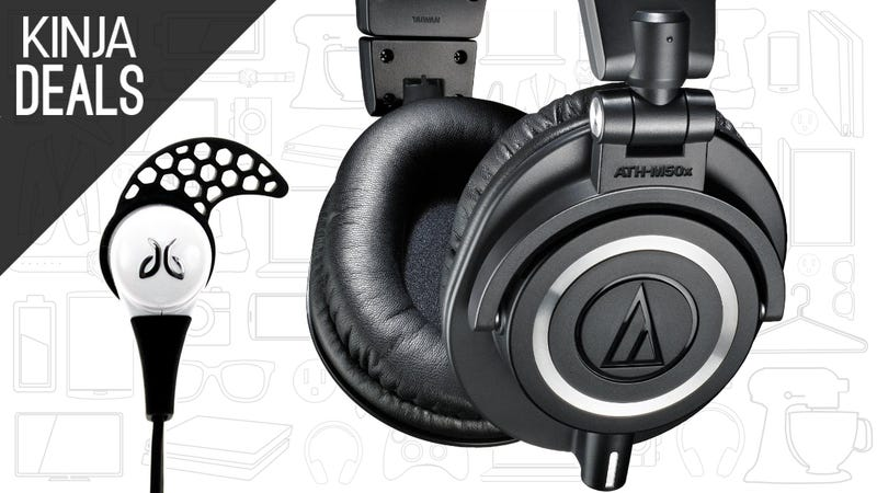 Illustration for article titled Score All-Time Low Prices on Two Great Sets of Headphones, While Supplies Last