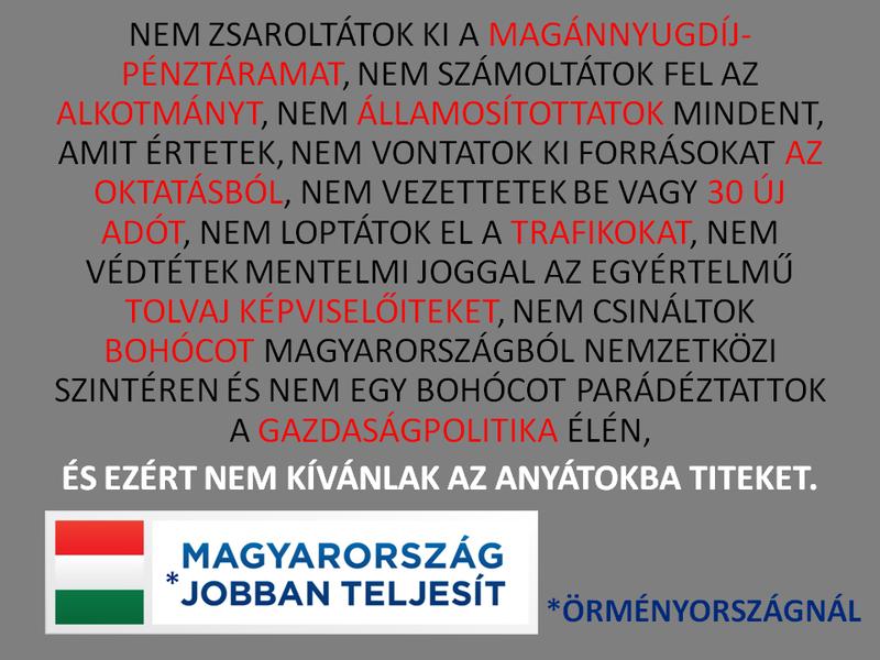 Illustration for article titled Magyarország jobban teljesít - Örményországnál... de nem sokkal