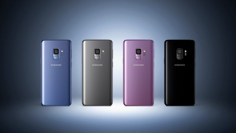 Illustration for article titled The Best Way to Buy the Galaxy S9 Is Straight From Samsung