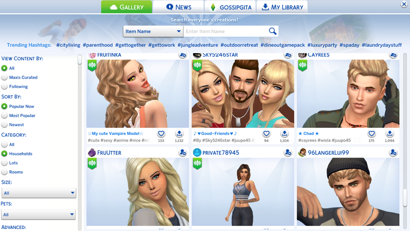 Illustration for article titled Sims Players Want More Diverse Options From Fan-Made Creations
