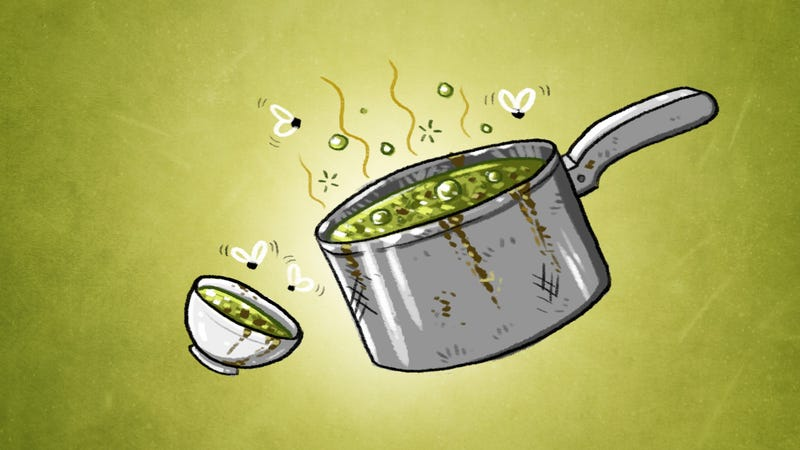 Illustration for article titled What's the Worst Meal You Ever Cooked?
