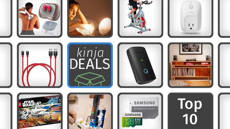Illustration for article titled The 10 Best Deals of January 9, 2018