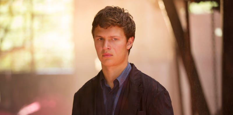 Ansel Elgort in The Divergent Series: Allegiant. Image: Lionsgate