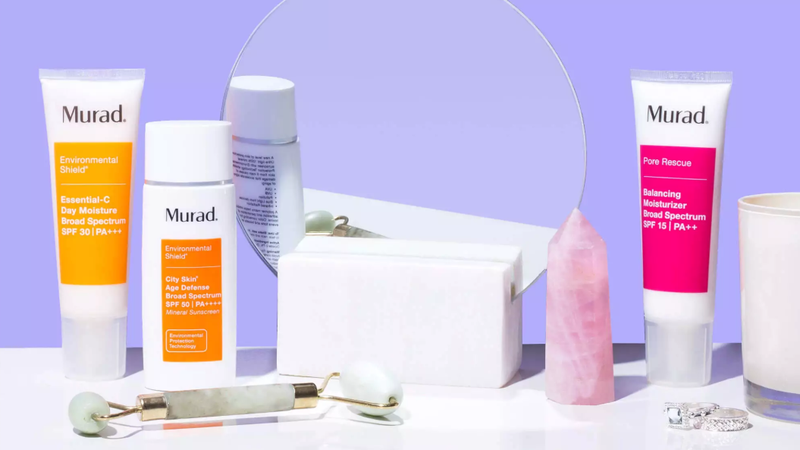 20% Off Plus Free Full-Size City Skin Broad Spectrum With Orders $150+ | Murad | Promo code SPRINGTREAT