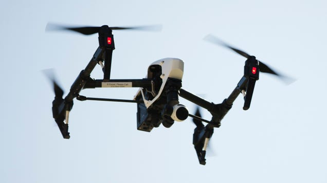 FAA Revises Predictions for Commercial Drone Market, Estimates It Will Triple by 2023