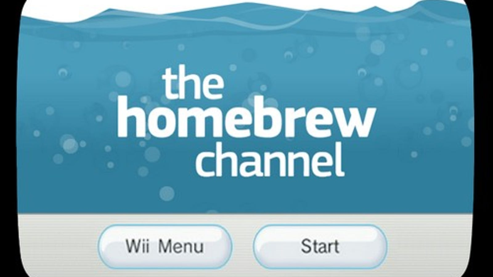 homebrew channel wii 3.4e