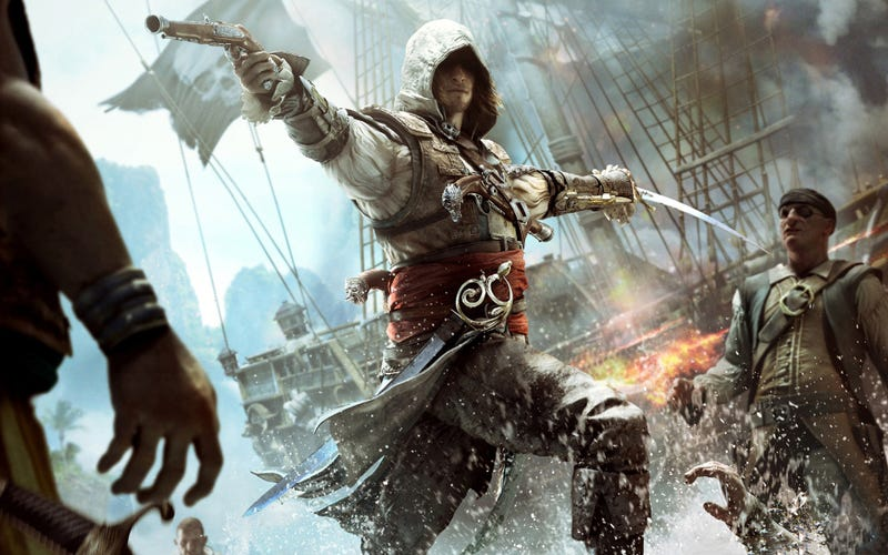 Illustration for article titled Assassin's Creed IV Is Still Great