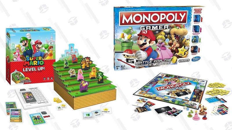 Super Mario Level Up   $10   AmazonMonopoly Gamer   $14   Amazon