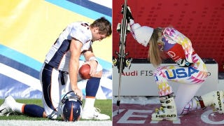 Illustration for article titled Did Tim Tebow Break Up Lindsey Vonn's Marriage?