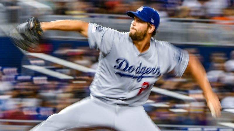Illustration for article titled Clayton Kershaw's Reinvention Makes The Dodgers Even Scarier