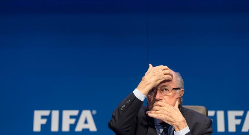 Illustration for article titled FIFA Postpones 2026 World Cup Bidding