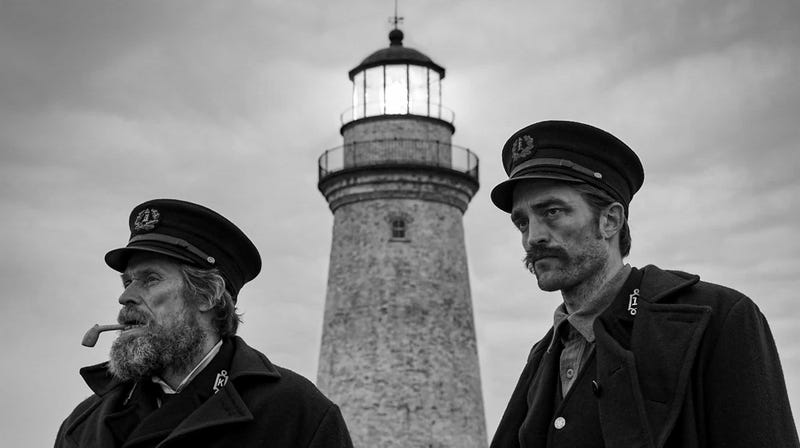 The first trailer for The Lighthouse is here.