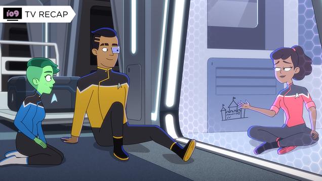 Star Trek: Lower Decks Returns to Ask a Simple Question of Trust