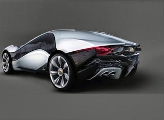 Illustration for article titled Alfa Romeo Pandion Concept: Like A Supermodel With Man Hands