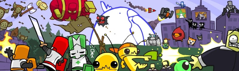 Illustration for article titled The Behemoth Prepping Follow Up To Castle Crashers
