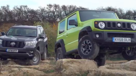 The 2018 Suzuki Jimny Is The Off Road Bargain Of Your Dreams And