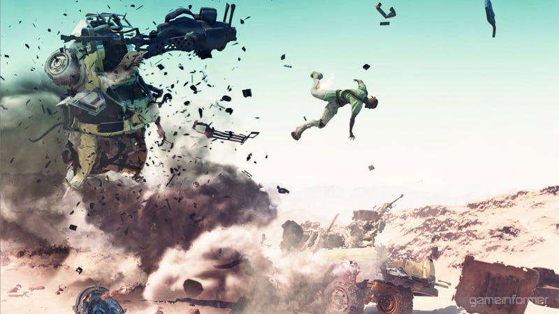 Illustration for article titled BioWare's Next Big Thing Makes an Explosive First Impression