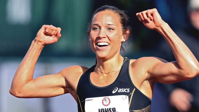 Illustration for article titled Lolo Jones