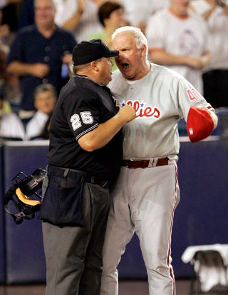 Illustration for article titled Better Know An Umpire: Fieldin Culbreth