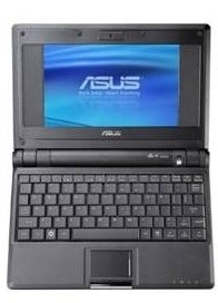 Illustration for article titled Asus Eee PC Listed In Black