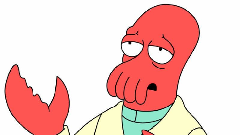 Illustration for article titled This amazing Zoidberg costume will fill fans with patriotic mucus