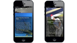 Illustration for article titled Yahoo's New Summly-Integrated News App Is Now Live