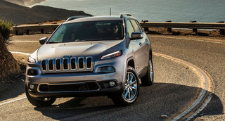 Illustration for article titled The Jeep Cherokee Will Stay Ugly