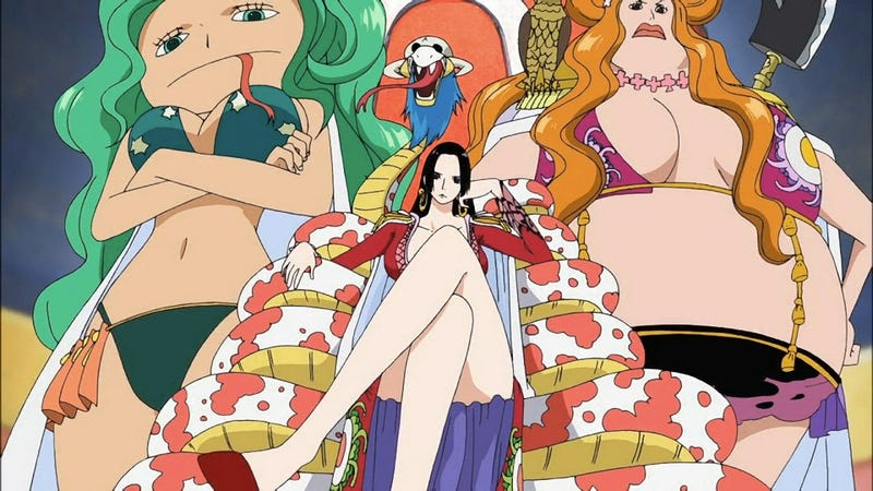 Illustration for article titled One Piece Is Still One Cruel Mistress