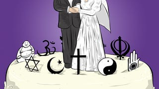 Illustration for article titled How To Talk About God, And Your Wedding, With Your Future In-Laws