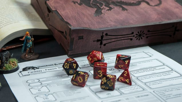 How To Take Your Tabletop Dungeons & Dragons Game Online