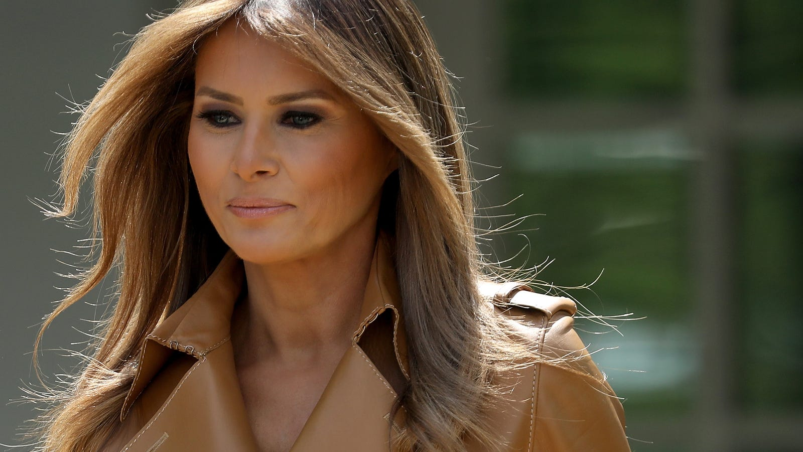 Melania Trump\'s Kidney Revolts, Tries to Leave the White House ...