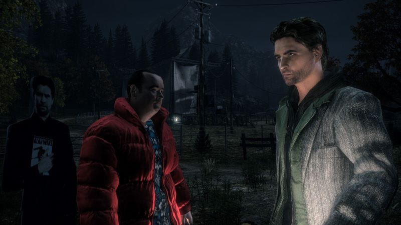 Screenshot: Alan Wake/Remedy Entertainment