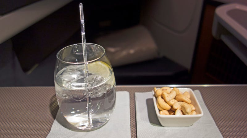 Illustration for article titled Man reportedly kicked off Southwest flight for cracking wise about free vodka