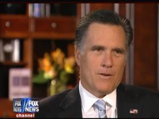 Mitt Romney (Fox News)