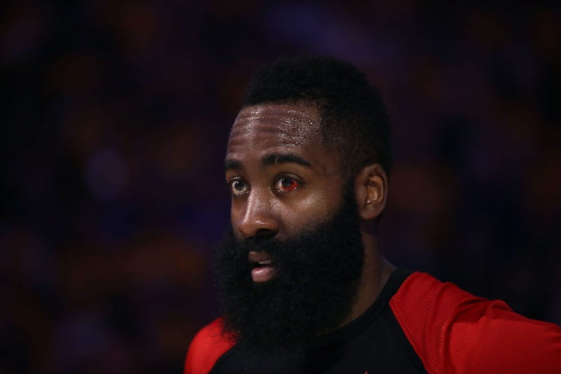 Illustration for article titled James Harden Gave The NBA Too Much Of What It Wanted