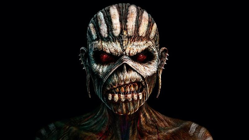 Illustration for article titled Iron Maiden is releasing a new album later this year