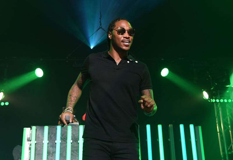 Rapper Future performs in Atlanta on July 22, 2016. Paras Griffin/Getty Images for Atlantic Records