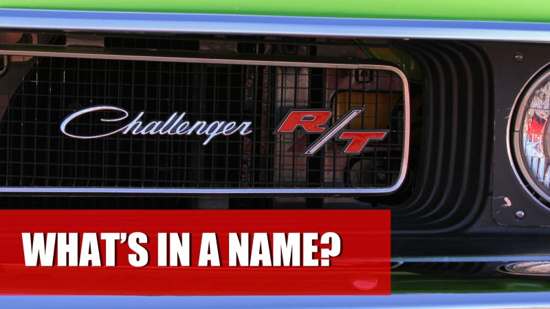 How To Make A Great Car Name Or Completely Screw It Up - Car signs and namesideas name of car on wwwpeculiarpurlscom