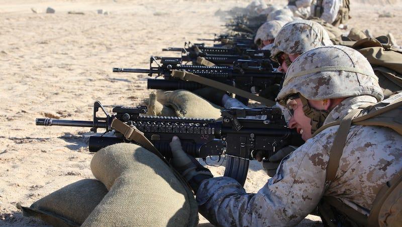 Illustration for article titled Marine Unit Investigating Gender Integration Discovered Multiple Cases of Sexual Assault