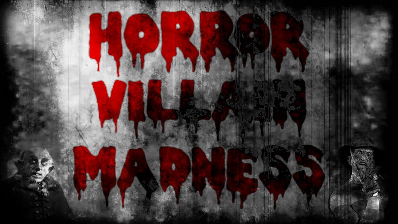 Illustration for article titled Horror Movie Villain Madness Part 2