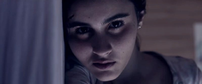 Illustration for article titled This Trailer for Brazilian Teen Horror Movie Kill Me Please Is Both Gorgeous and Ghoulish