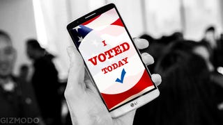 Why Can't We Vote on Our Smartphones?