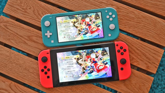 Hero Child Sues Nintendo Over Hellish Joy-Con Drift