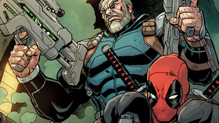 Illustration for article titled There's Not Nearly Enough Pouches In This Deadpool & CableComic Announcement