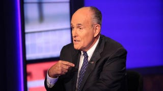 Rudy Giuliani in 2014Rob Kim/Getty Images