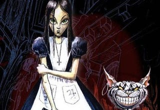 Illustration for article titled The White Rabbit Leads Us To Alice: Madness Returns