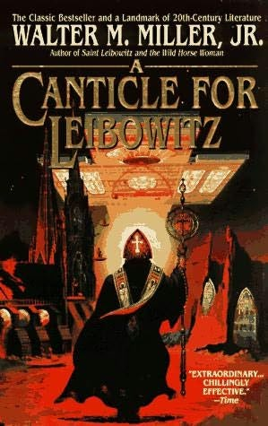 Illustration for article titled A Canticle for Leibowitz Is Divine, But It's the Opposite of Science Fiction