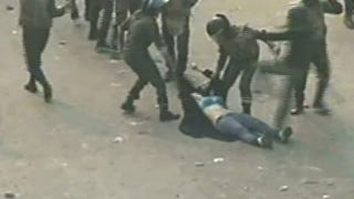 Illustration for article titled Egypt's Military Carries Out Violent Attacks On Women Protesters